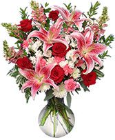 PERFECT LOVE BOUQUET  Fresh Flowers in Bronx, New York | Park Floral Company