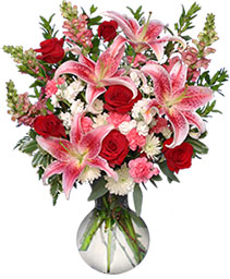 PERFECT LOVE BOUQUET Fresh Flowers