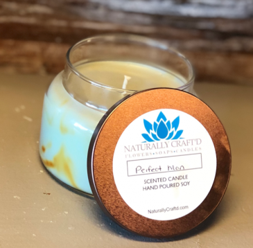 Perfect Man  Soy Candle