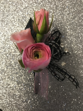Perfect Match Boutonniere