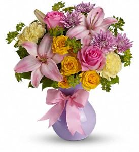 Perfect Pastel Floral Bouquet