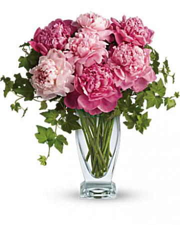 Perfect Peonies Vase