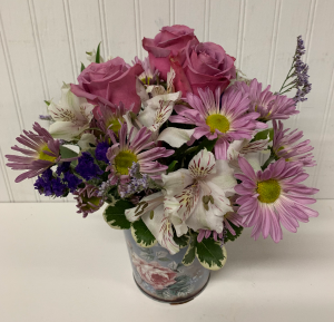 Perfect Purple  in Easton, MD | ROBINS NEST FLORAL AND GARDEN CENTER