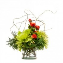 Perfect Time Fresh Floral Arrangement