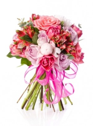 Perfection In Pink 40.00  60.00  80.00 in Abbotsford, BC | BUCKETS FRESH FLOWER MARKET
