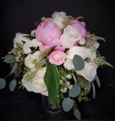 Perfectly Pink Bridal Bouquets