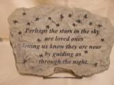 """Perhaps The Stars"" Sympathy Stone Sympathy"