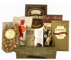 Personal Cafe Gourmet Gift Basket