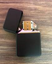 Personalized lighter pink or black