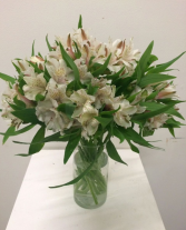 Peruvian Lily Love Bouquet
