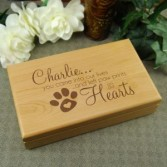 Pet Keepsake Box