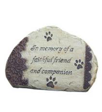 Pet Memorial Stones Sympathy Gifts