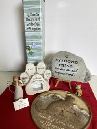 Pet Memorial Sympathy Gift