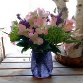 My Guiding Light Vase Arrangement