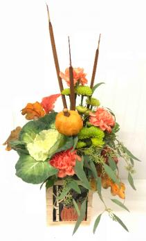 Petals & Pumpkins