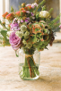 Flower of the Month Club Hand Tied Bouquet with the Freshest Flowers of the Season