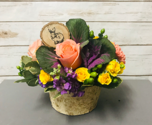 Peter Rabbit Special Arrangement in Weymouth, MA | DIERSCH FLOWERS
