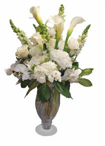 Petit Dame Blanche Cut Flowers