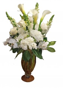Petite Dame Blanche Cut Flowers
