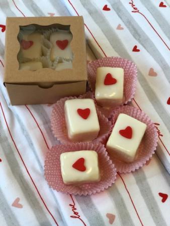 Petit Fours by LisaMae Cakes