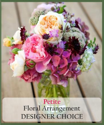Petite Floral Arrangement Designer's Choice