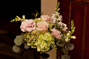 Petite Urn Vase Arrangement in Northport, NY | Hengstenberg's Florist