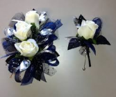 PFNB 3 CORSAGE AND BOUT SET