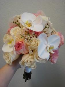 PHENOMENAL PHALAENOPSIS Bridal Bouquet