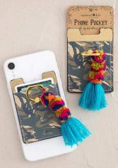 Phone pocket in Camo
