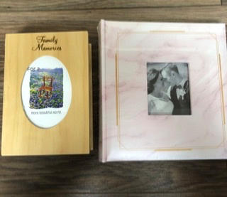 Photo albums Personalized engravable gift