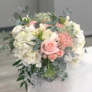 Piazza Vase Arrangement  in Middletown, NJ | Fine Flowers