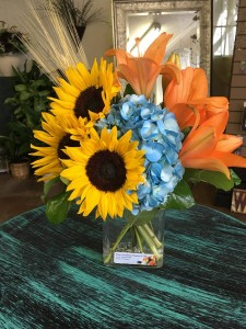 Pick Me Up Bouquet  in Forney, TX | Kim's Creations Flowers, Gifts and More