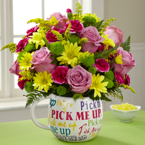 Pick-Me-Up® Bouquet