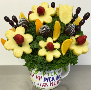 Pick Me Up Edible Bouquet - Please give us 24 hrs notice in Springfield, IL | FLOWERS BY MARY LOU INC