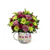 Pick Me Up XXL Mug Arrangement