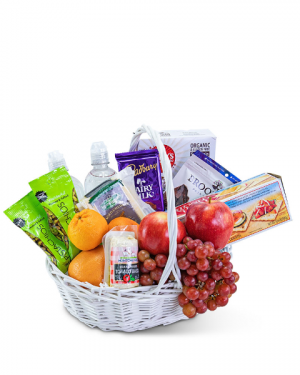 Picnic Basket for Two Gift Basket in Nevada, IA | Flower Bed