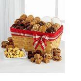 Picnic Basket Of Cookies Bakery Basket