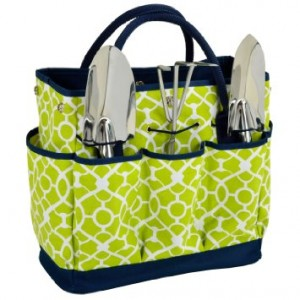 PICNIC BY ASCOT GARDEN TOTE & TOOL SET MADE IN AMERICA in Amelia Island, FL | ISLAND FLOWER & GARDEN