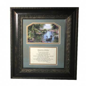 Picture Frame - Memories of... Gift