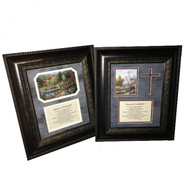 Picture Frame - Memories of Grandmother Gift