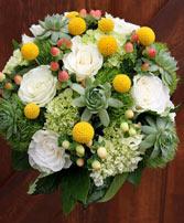 Picturesque Poms Bouquet
