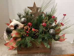 Pig Trouble Silk in Osage, IA | Osage Floral & Gifts