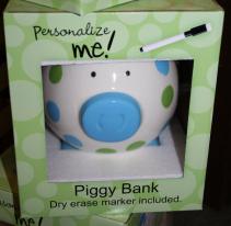 Piggy Bank gift