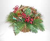 Pine Centerpiece Centerpiece