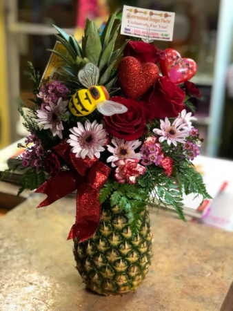 Pineapple Sweet Love