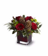 Pinecone Delight Arrangement
