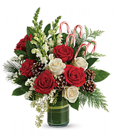 Pines Bouquet Christmas