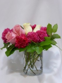 PINK ALLURE -  Roses & Carnations Roses and Gifts, Flowers and Gifts