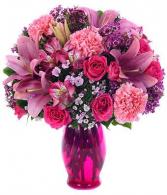 Pink and Lavendar Romance