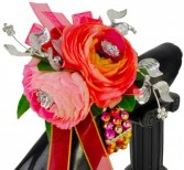 Summer Sunset Prom Corsage
